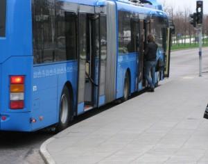 Goteborg BRT Bus