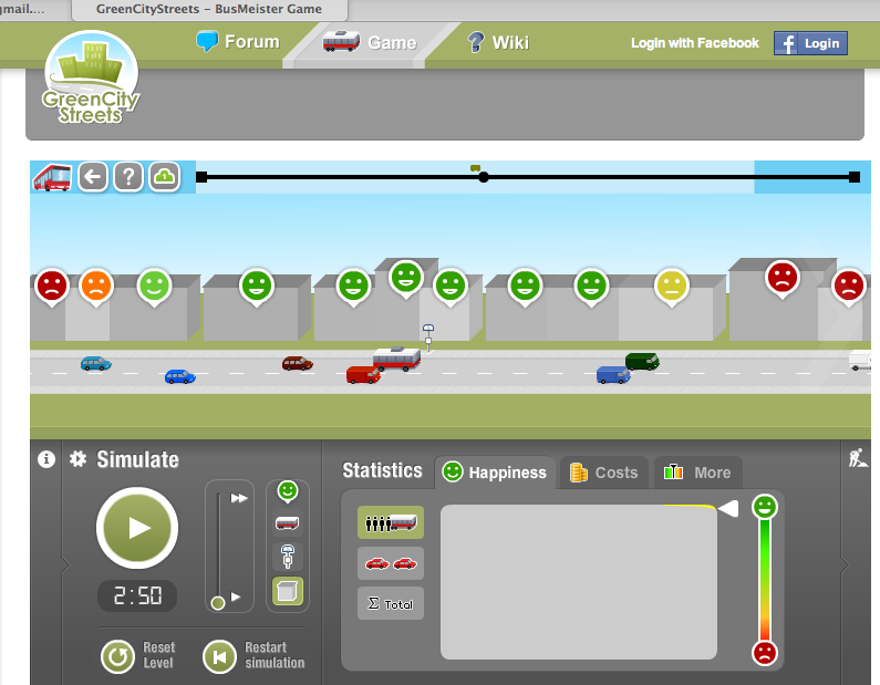 BusMeister game screenshot