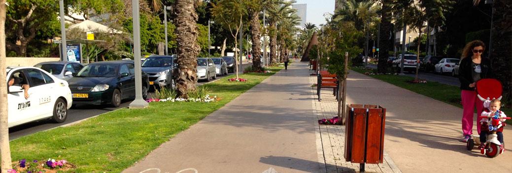 Tel Aviv Greenway