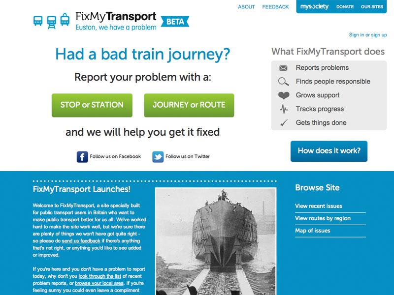 Crowdsourced Transport: Report