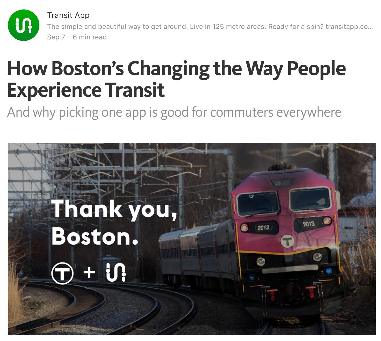 MBTA Endorses App - crowdsourced-transport com