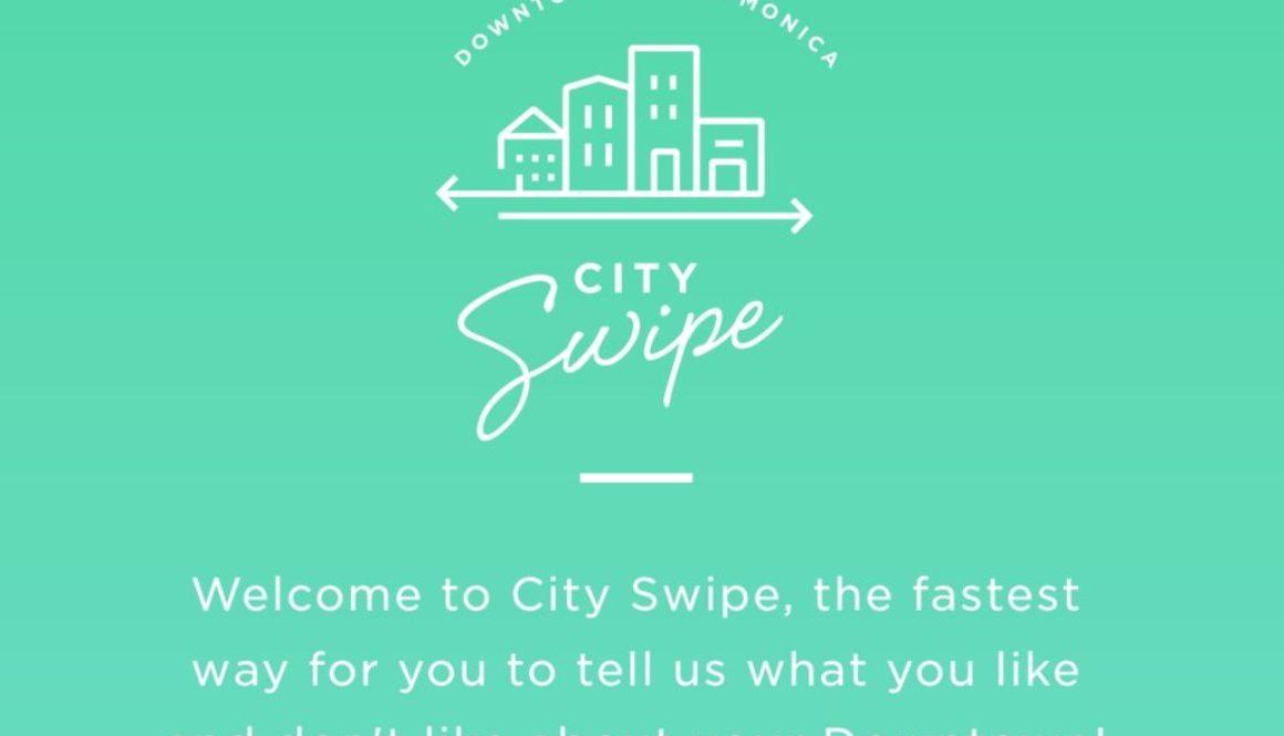 City Swipe screenshot