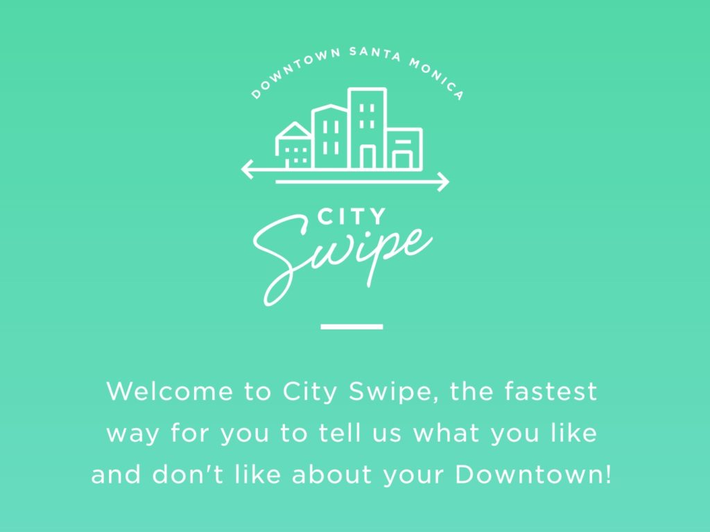 City Swipe screenshot