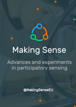 making sense project cover